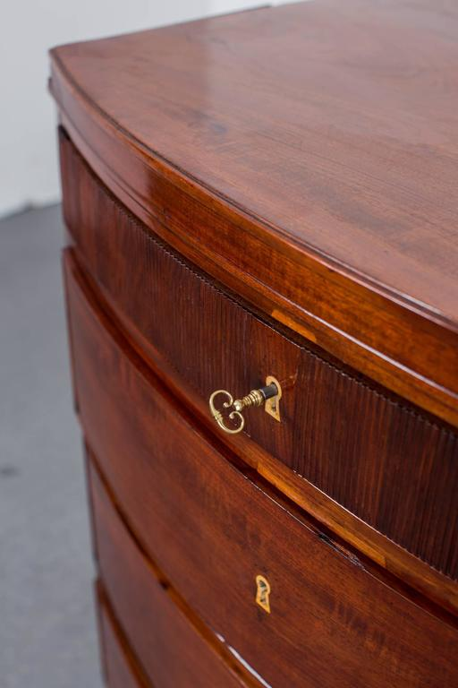 Chest of Drawers 1790-1810 Neoclassical, Denmark 3