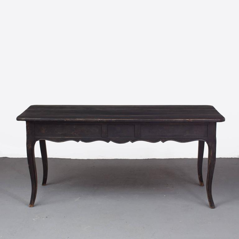 French Desk Rococo 18th Century France For