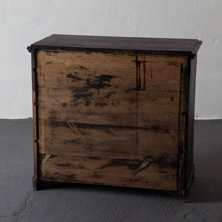 Chest of Drawers Swedish, 19th Century, Sweden For Sale 2