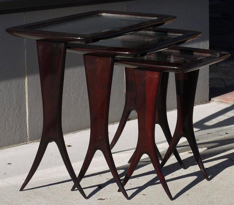 Set of Nesting Tables by Raphael Décorateur 2