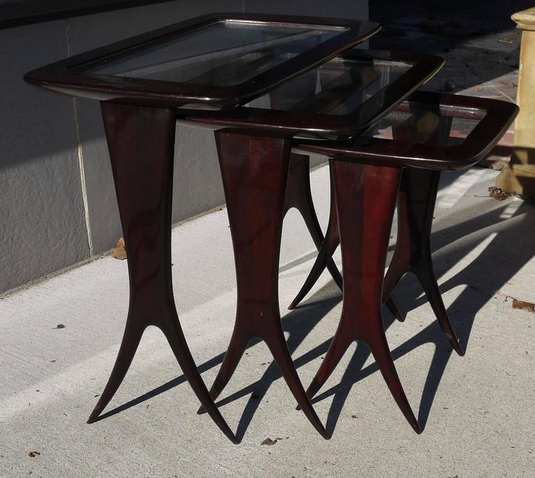 Set of Nesting Tables by Raphael Décorateur 3