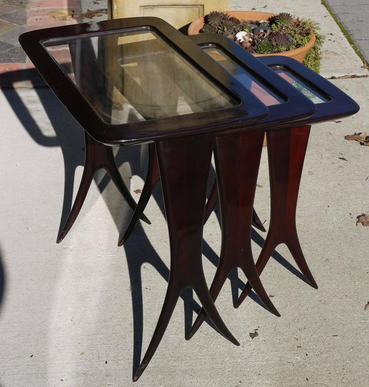 Set of Nesting Tables by Raphael Décorateur 7