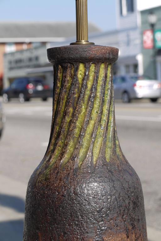 Pair of Marcello Fantoni Lamps In Excellent Condition For Sale In Kilmarnock, VA