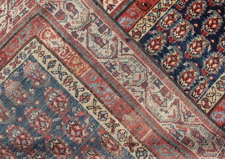Long Antique Persian Runner In Excellent Condition For Sale In Atlanta, GA