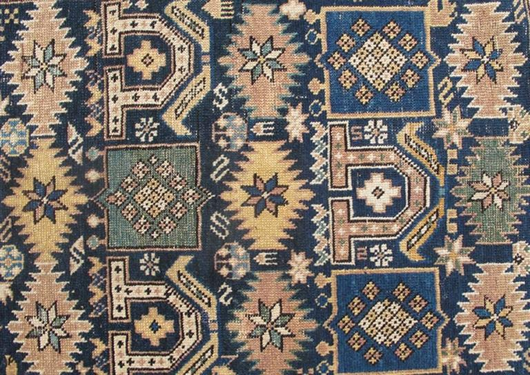 Antique Caucasian Shirvan Rug 3
