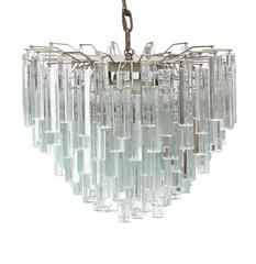 Medium to Large Size Round Camer Chandelier
