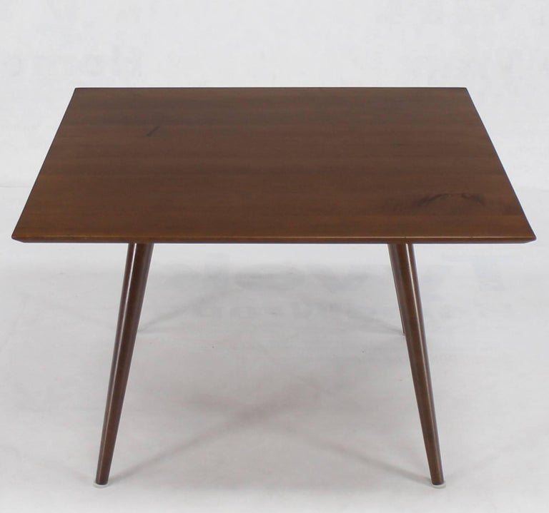Paul Mccobb Square Center Birch Coffee Table For Sale At 1stdibs