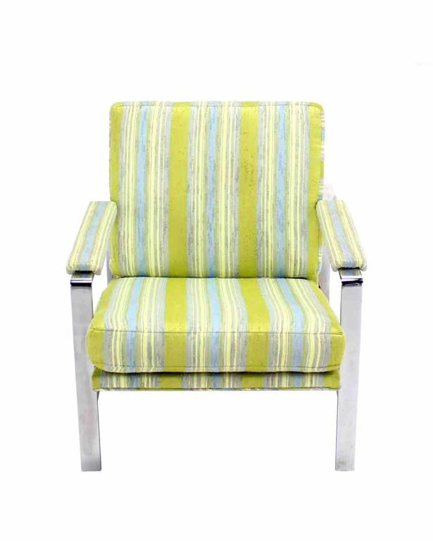 Mid-Century Modern Mid Century Modern Lounge Chair For Sale