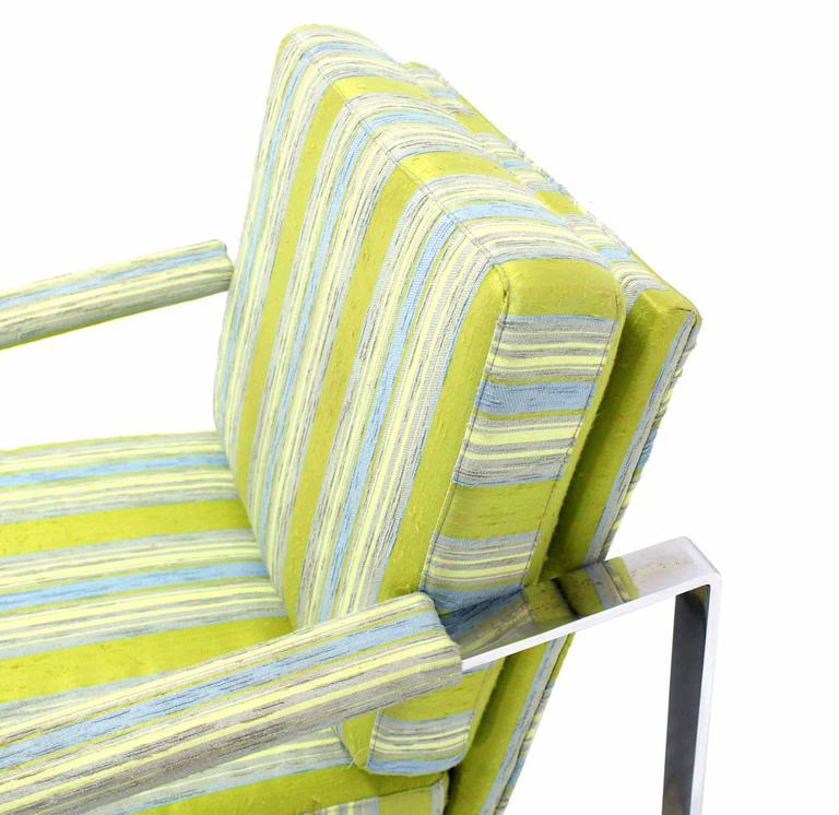 American Mid Century Modern Lounge Chair For Sale