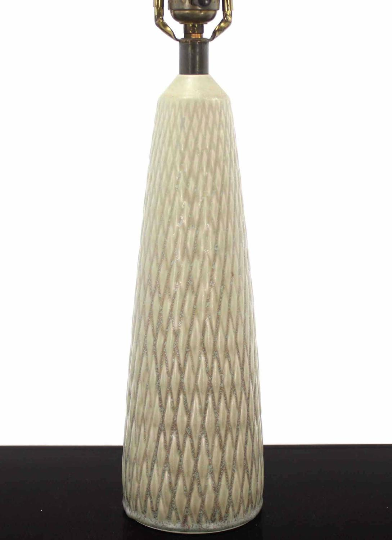 vintage art glass base table lamp at 1stdibs. Black Bedroom Furniture Sets. Home Design Ideas