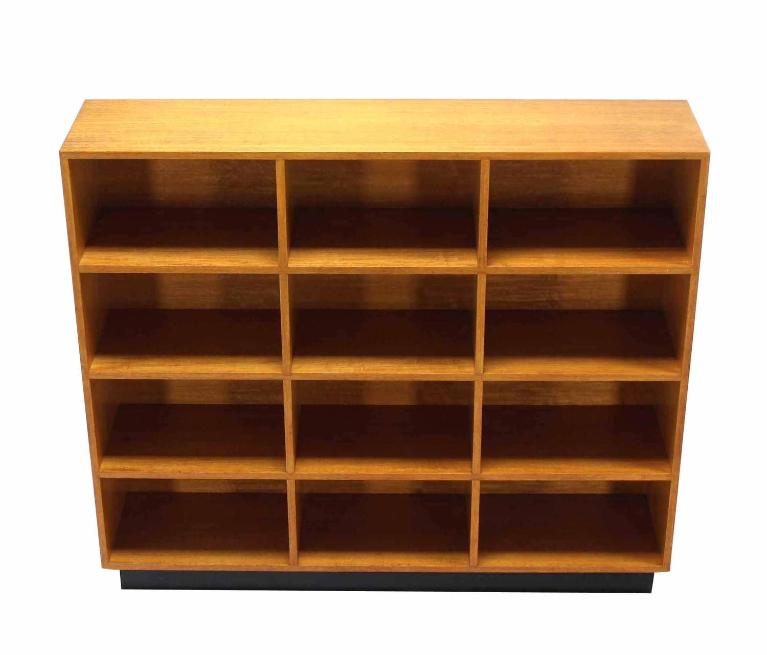 Marvelous photograph of Nice Custom Solid Wood Shelving Unit Bookcase For Sale at 1stdibs with #C48107 color and 1500x1282 pixels