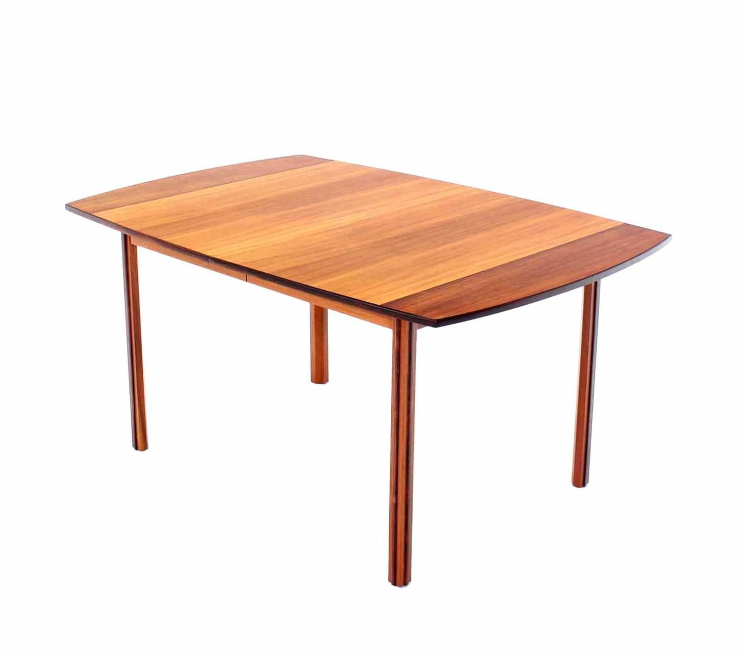 Danish Mid Century Modern Teak Dining Room Table With Two  : IMG0912z from 50han.com size 1500 x 1324 jpeg 50kB