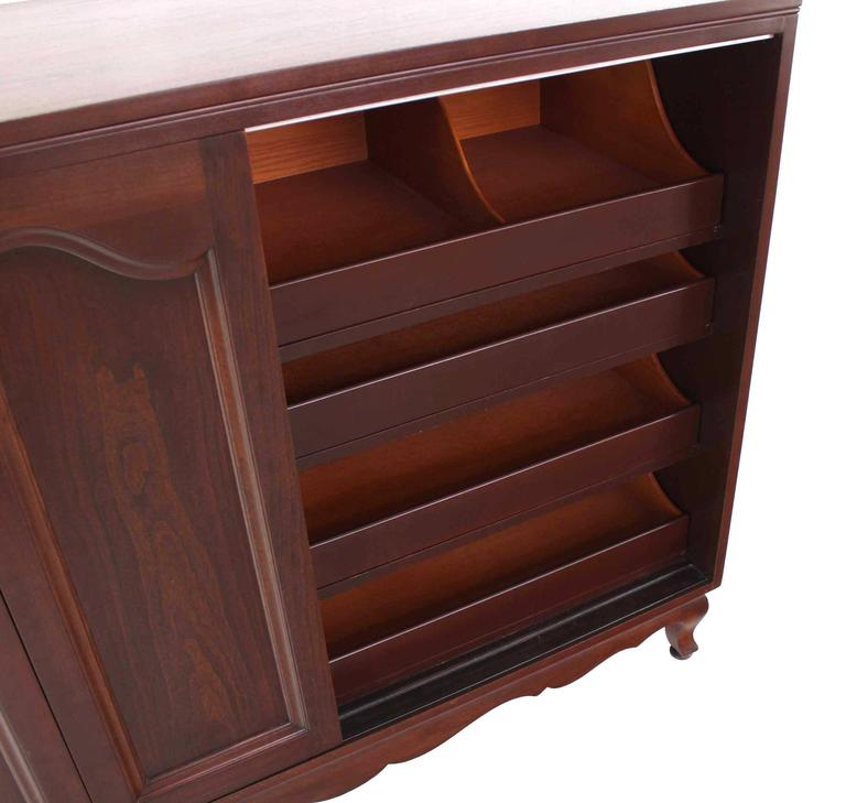 Sliding doors widdicomb chest of drawers cabinet for sale for Kitchen drawers for sale