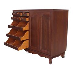 Sliding Doors Widdicomb Chest of Drawers Cabinet