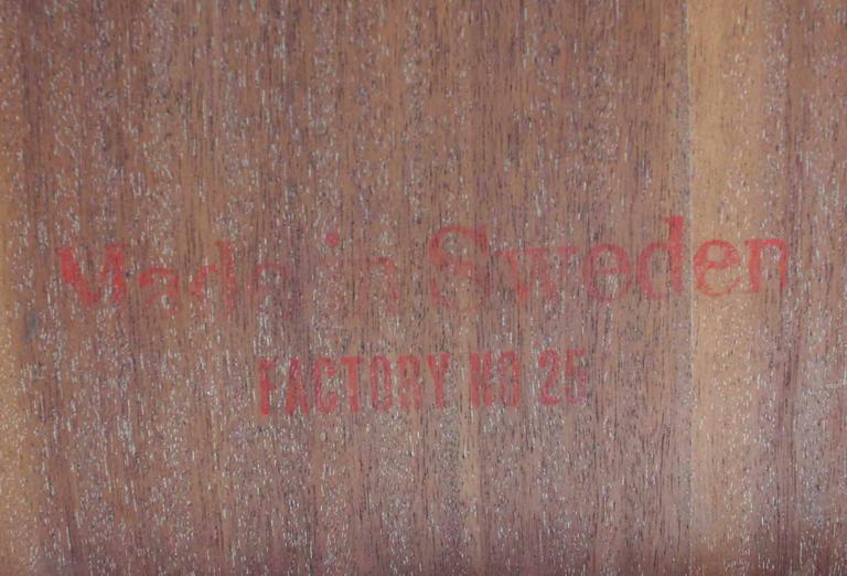 American Edmond Spence Swedish Mid-Century Modern Dining Table For Sale