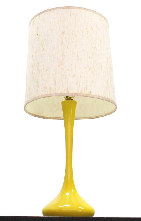 American Mid-Century Modern Table Lamp For Sale