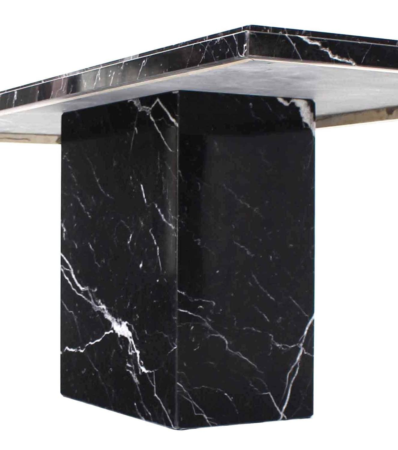 pedestal dining table with marble top collections