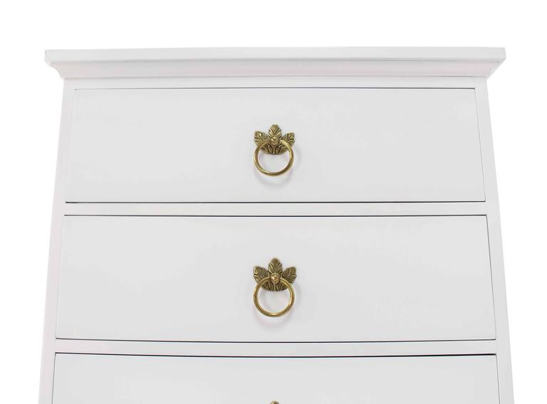 20th Century Tall Seven Drawer Lingerie Chest by Grosfeld House For Sale