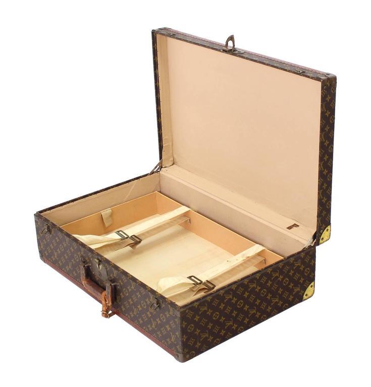 American Louis Vuitton Suit Case For Sale