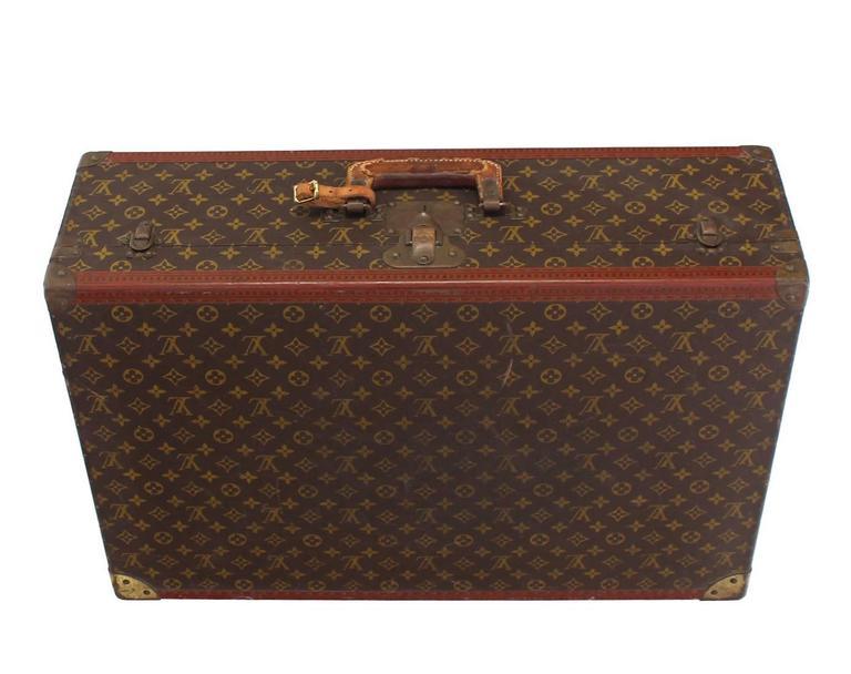 Louis Vuitton Suit Case For Sale 3