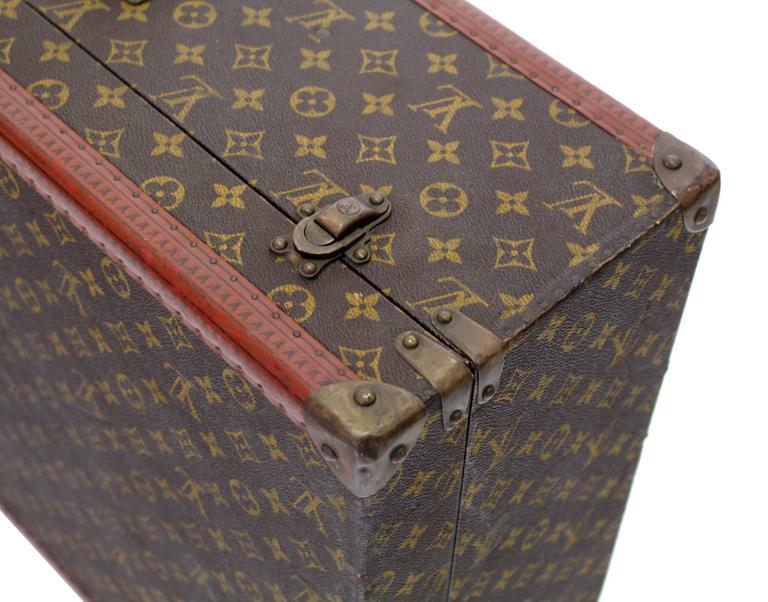 Louis Vuitton Suit Case For Sale 2