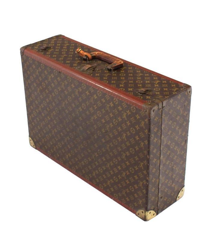 Louis Vuitton Suit Case For Sale 4