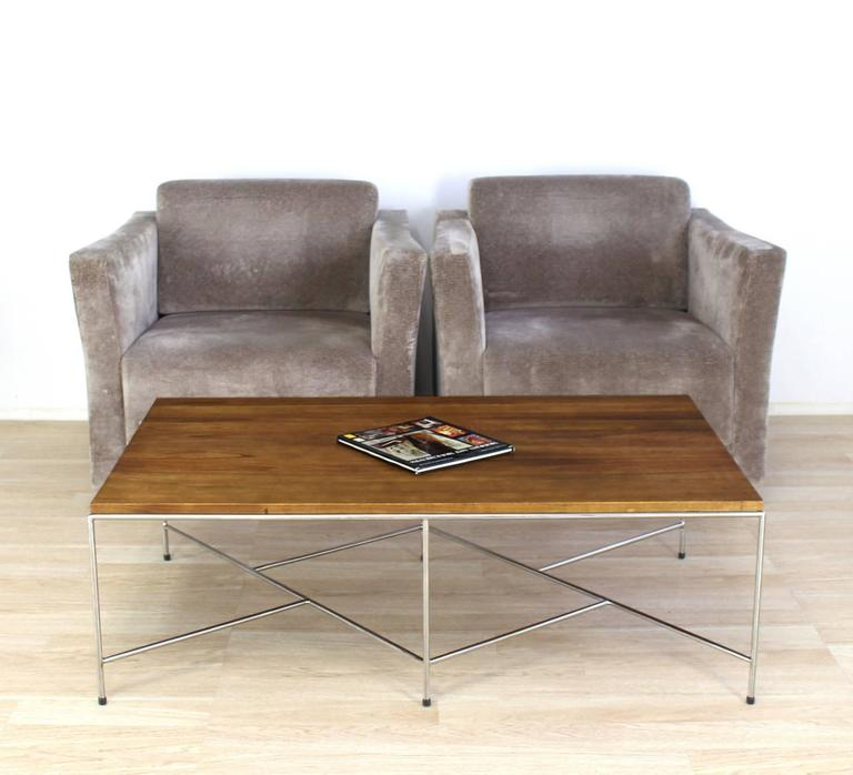 Pair of bernhardt upholstered lounge chairs for sale at for Bernhardt furniture for sale