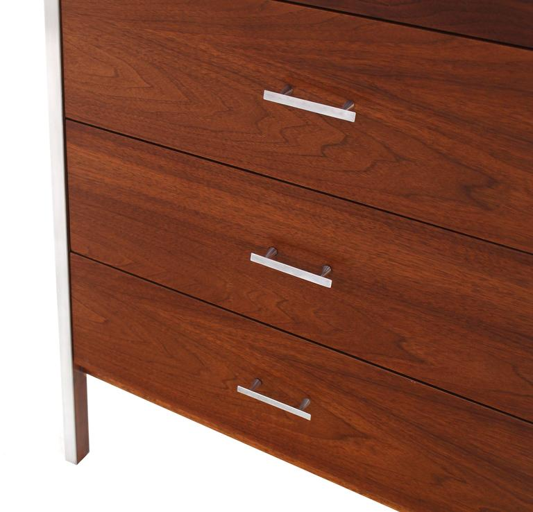 Four Drawers Small Petit Narrow  Bachelor Chest 4