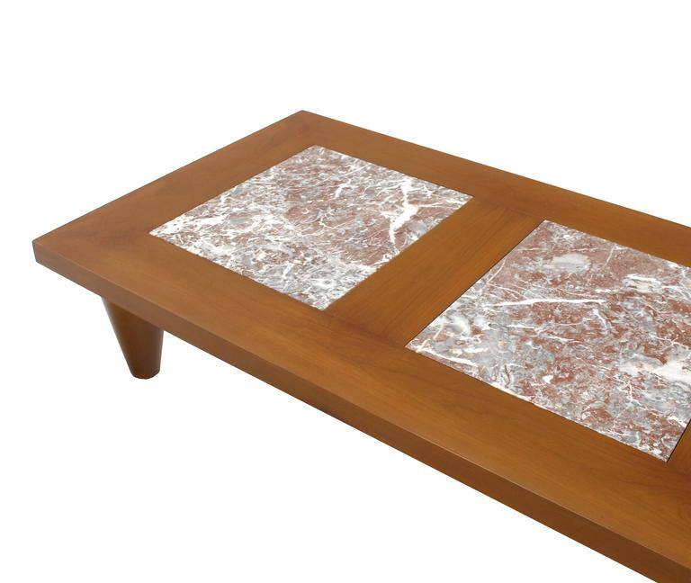 Marble Coffee Table Heavy