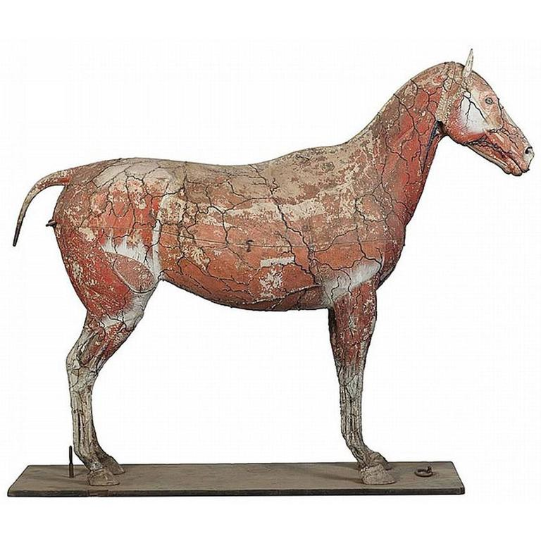 Dr. Auzoux's Historic Full Sized Horse Model
