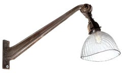 French Articulated Street Lamp