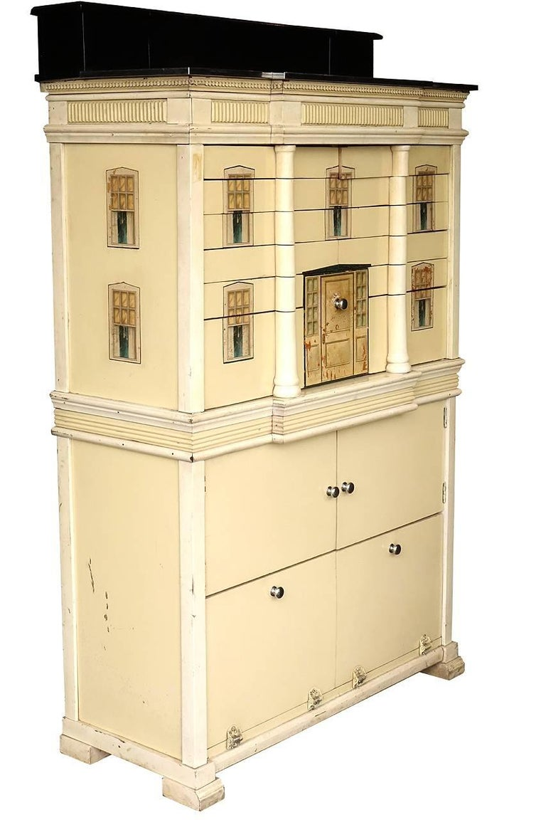 American Pediatric Dollhouse Dental Cabinet For Sale