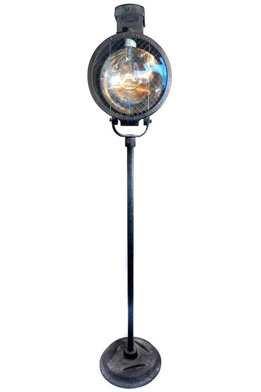 Impressive And Early Western Electric Davis Floodlight At
