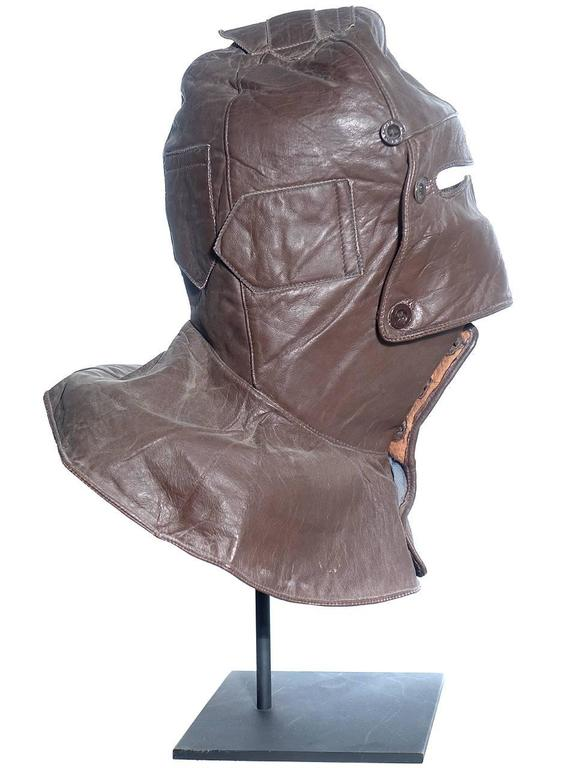 Industrial Motorcyclists Cold Weather Hood For Sale