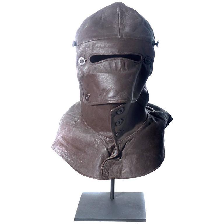 Russian Motorcyclists Cold Weather Hood For Sale