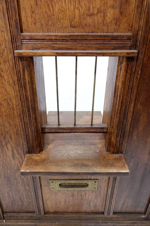 American 1800s Post Office Window For Sale