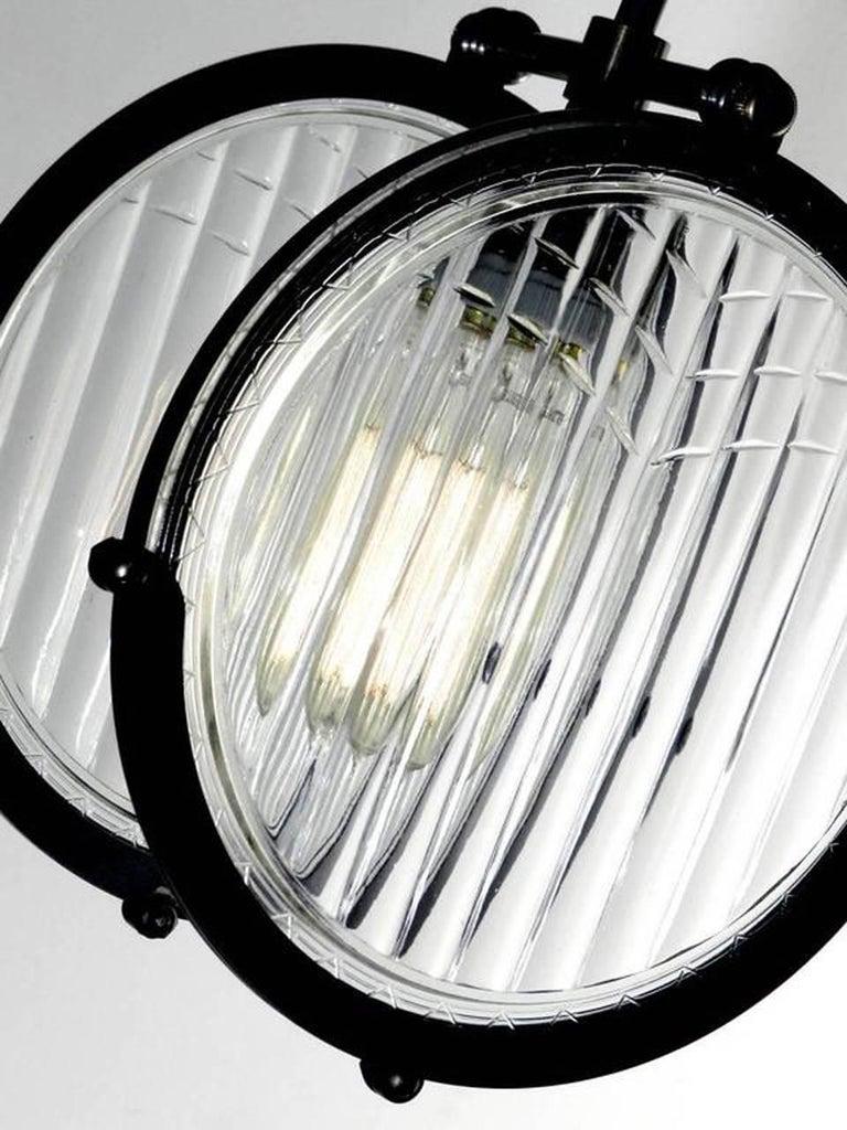 1915 Automobile Double Lens Headlight Pendant 2