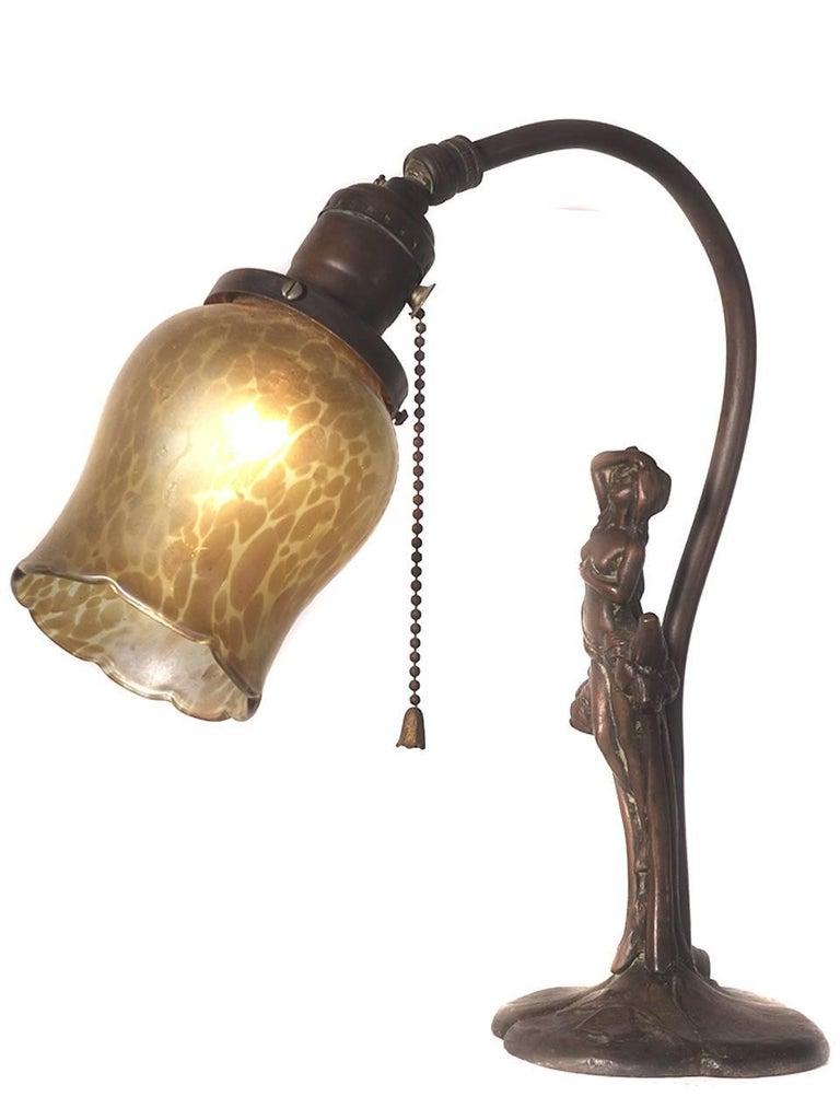 Art Nouveau Table Lamp 2