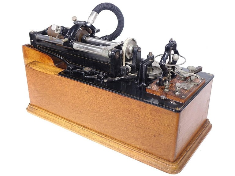 19th Century 1800s Edison Class M Electric For Sale