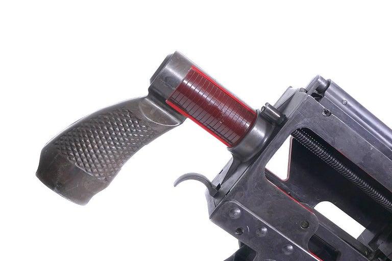 Oversize Model 1919 Machine Gun, Instructional Cutaway For Sale 1