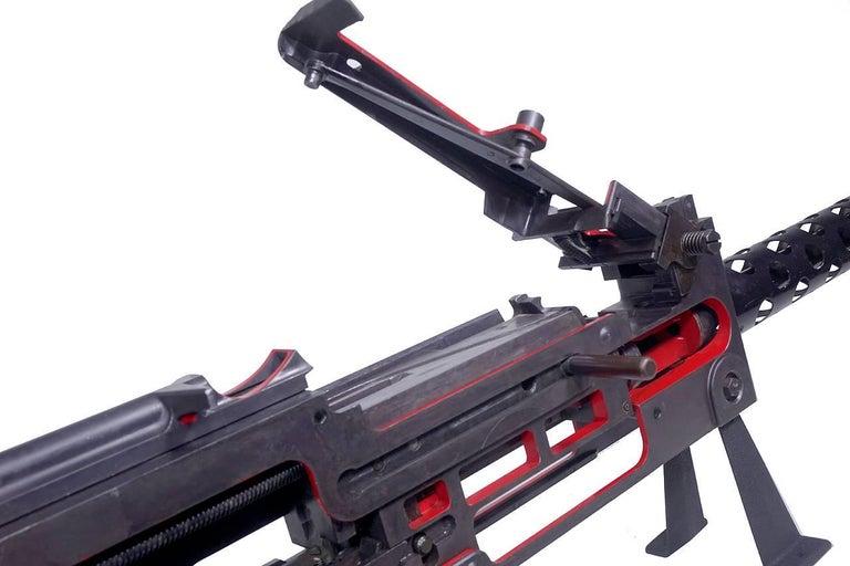 Oversize Model 1919 Machine Gun, Instructional Cutaway For Sale 2