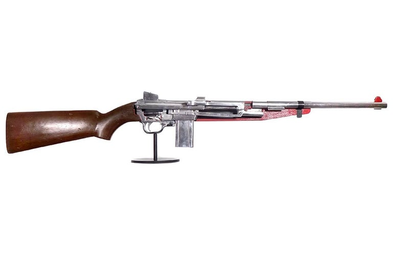 Industrial Rare M1 Carbine Cutaway Training Model For Sale
