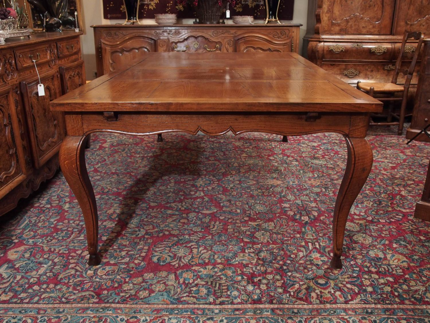 French provincial dining room table 28 images french provincial dining room table with leaf - Antique french dining tables ...