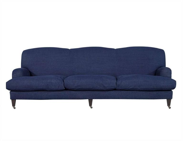 Ralph lauren mayfair salon sofa for sale at 1stdibs for Salon sofa for sale
