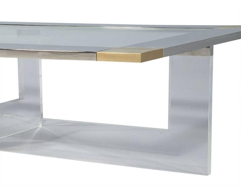 Randall Tysinger Cholet Cocktail Table In Excellent Condition For Sale In North York, ON
