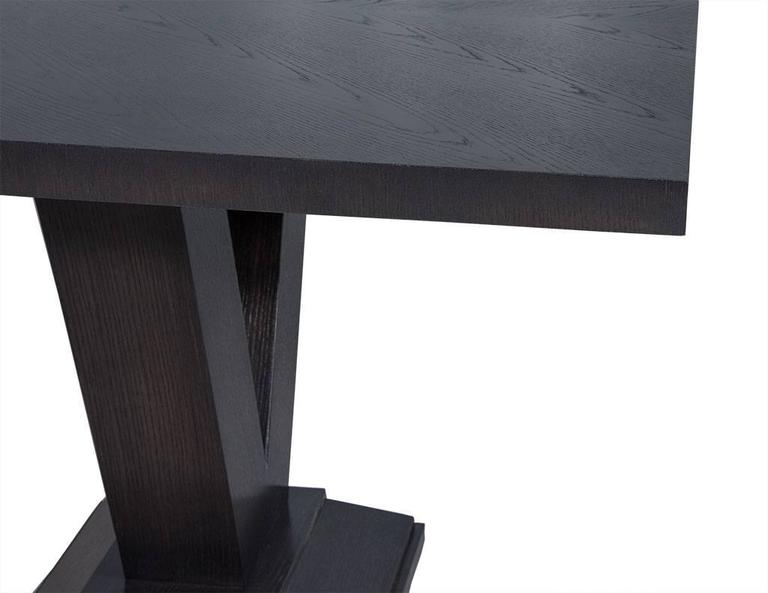 Carrocel Custom Pier Dining Table For Sale At 1stdibs
