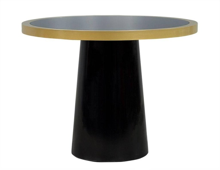 Foyer Table Sale : Carrocel custom modern round entrance foyer table for sale