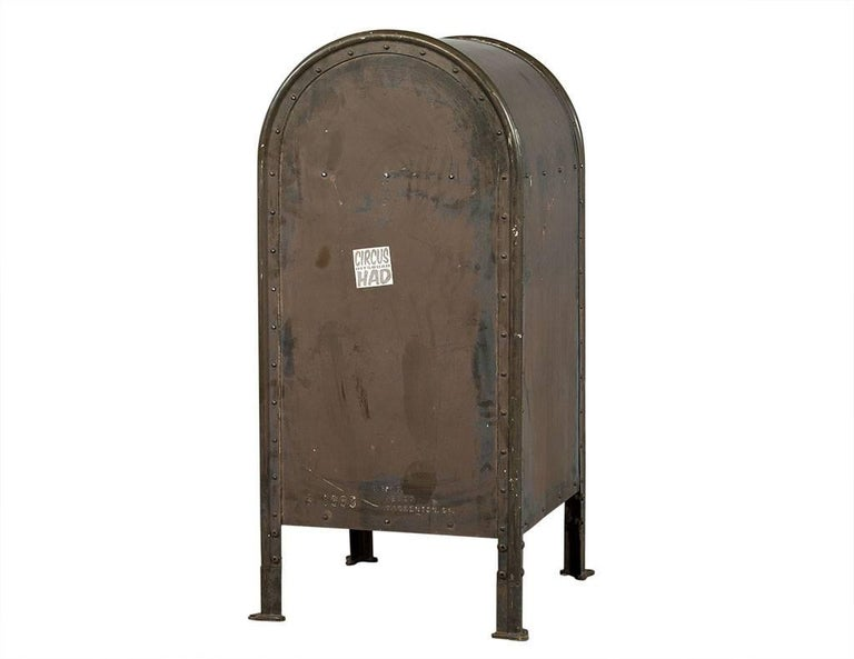 Industrial Original US Postal Relay Mail Box For Sale