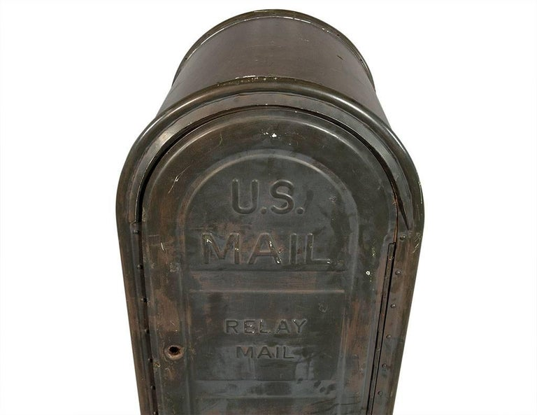 Original US Postal Relay Mail Box For Sale 1