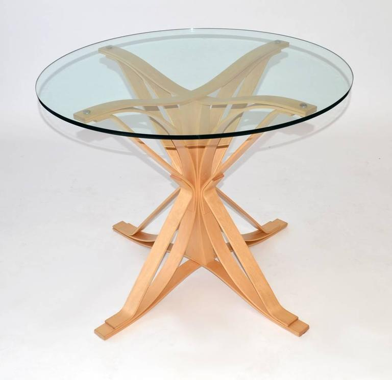 Face Off Table By Frank Gehry For Knoll For Sale At 1stdibs